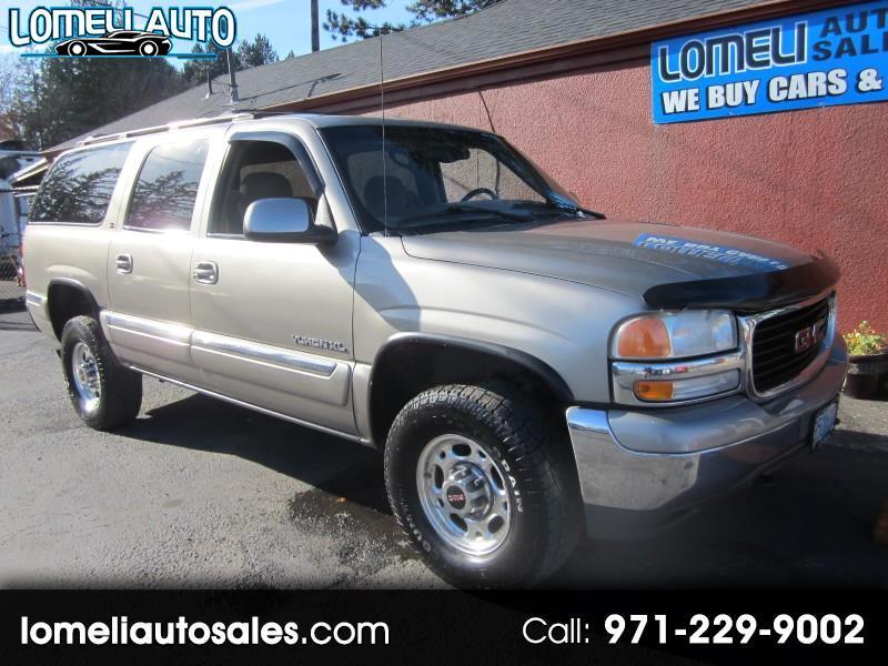GMC Yukon XL 2500 4WD 2000