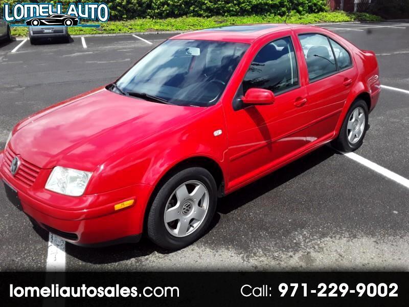 Volkswagen Jetta GLS 1.8T 2001