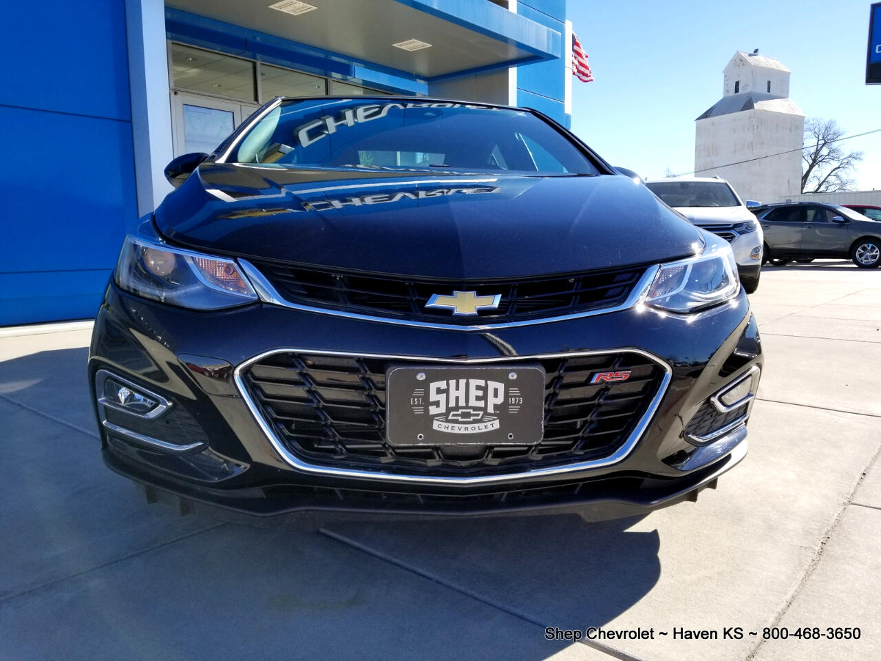2017 Chevrolet Cruze Premier 1.4 Liter Turbo (DEMO)