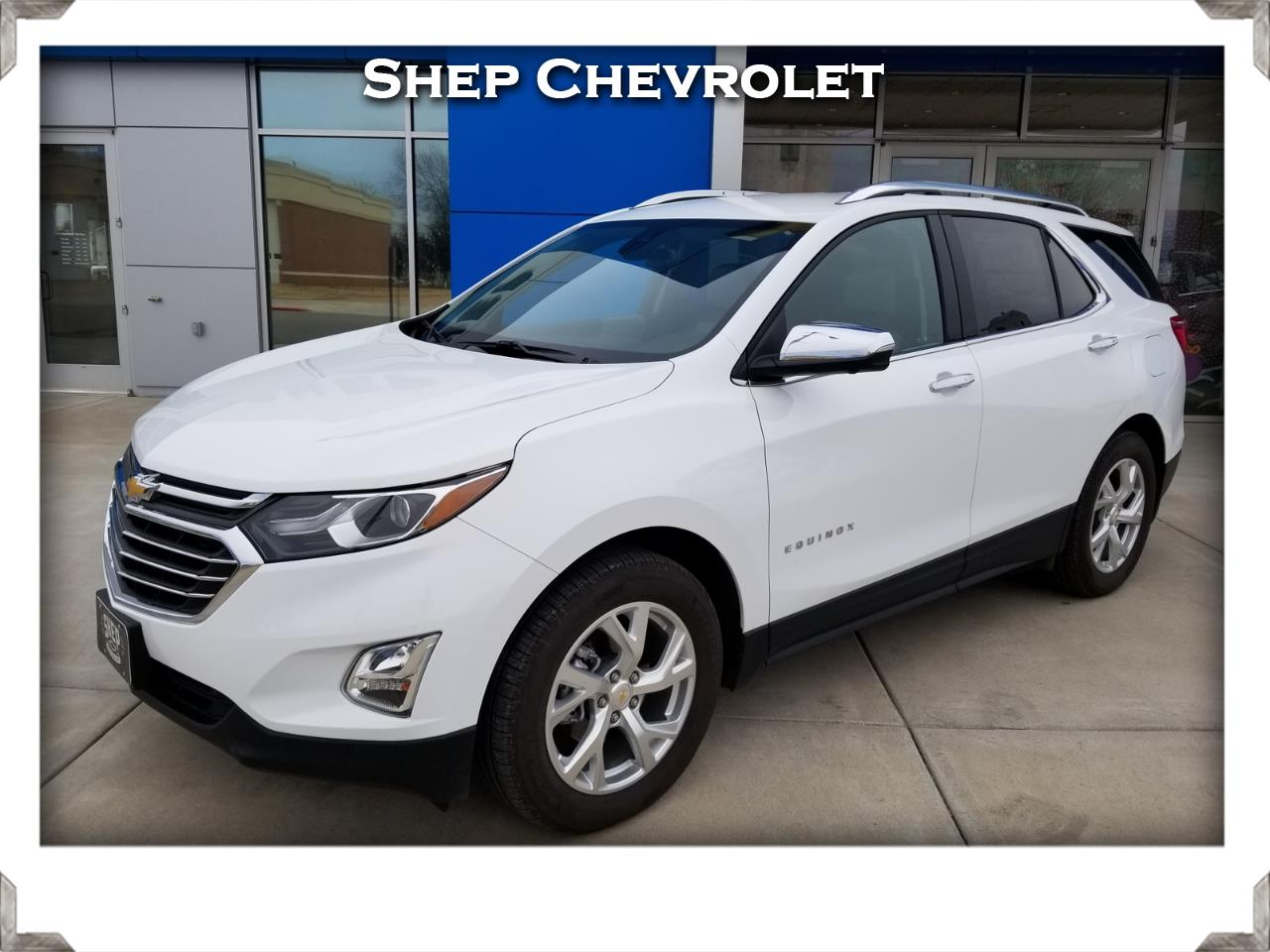 2019 Chevrolet Equinox Premier 1.5 Turbo FWD (DEMO)