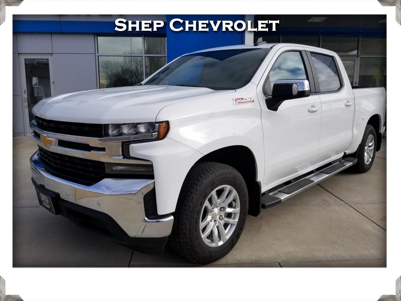 2019 Chevrolet Silverado 1500 1LT Crew Cab 4WD (DEMO)
