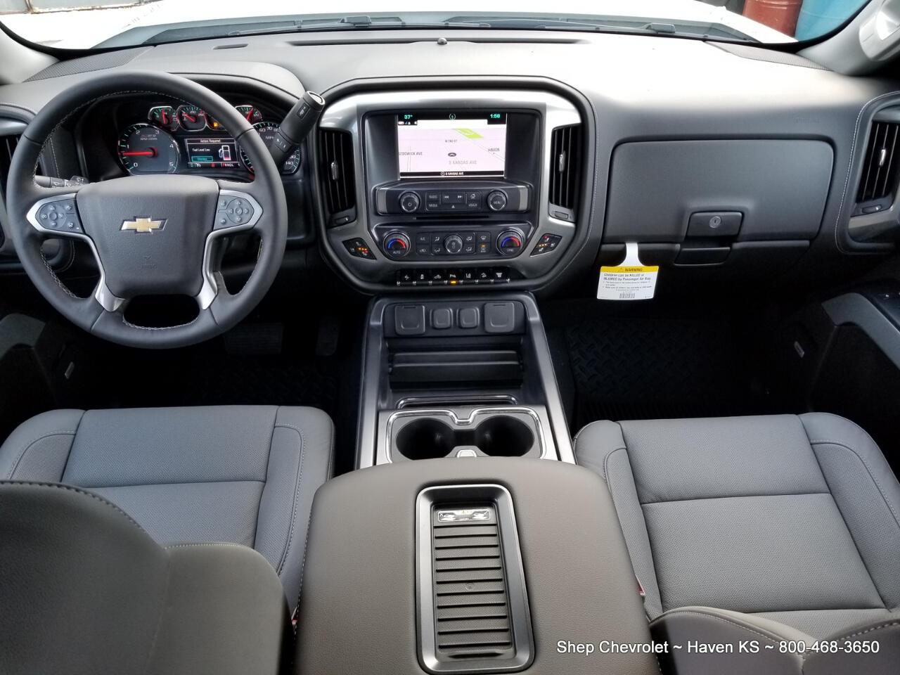 2019 Chevrolet Silverado 2500HD 4WD Crew Cab LTZ w/ Duramax Plus Pkg