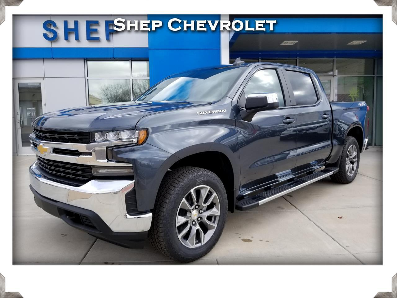2019 Chevrolet Silverado 1500 4WD LT Crew Cab w/ All Star Edition (DEMO)]