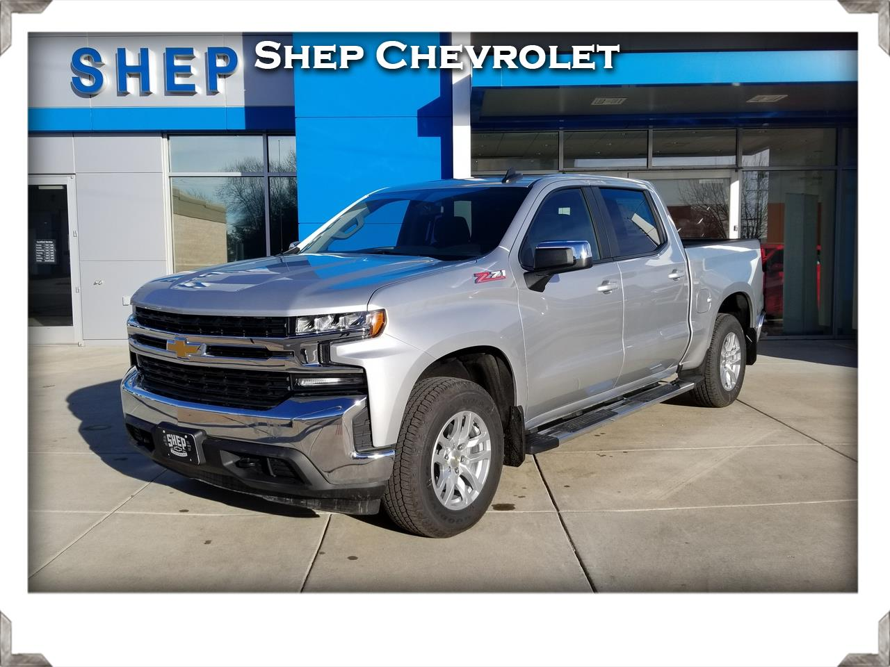 2019 Chevrolet Silverado 1500 LT Crew Cab 4WD Z71 All Star w/ (Demo Savings)