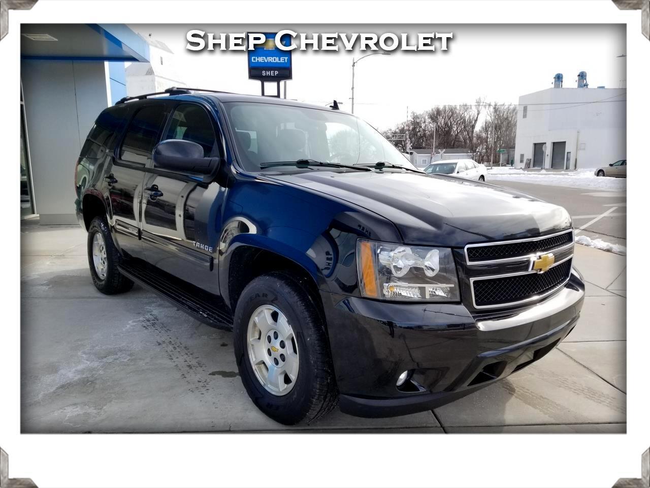 2012 Chevrolet Tahoe 4WD 4dr 1500 LT