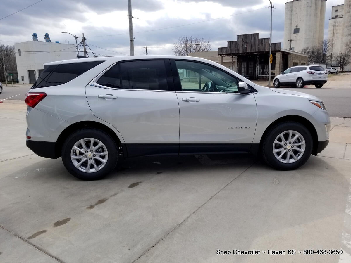 2019 Chevrolet Equinox FWD 1LT (DEMO)