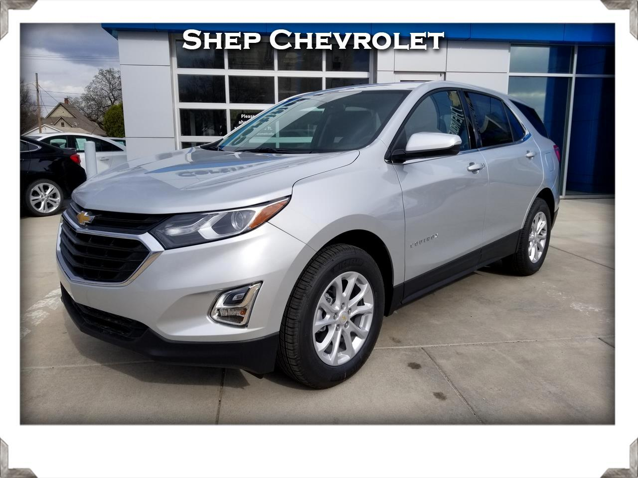 2019 Chevrolet Equinox FWD 1LT w/ Demo Savings