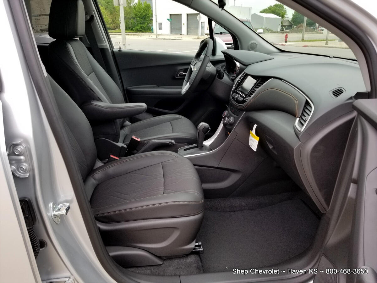 2019 Chevrolet Trax FWD 4dr LT