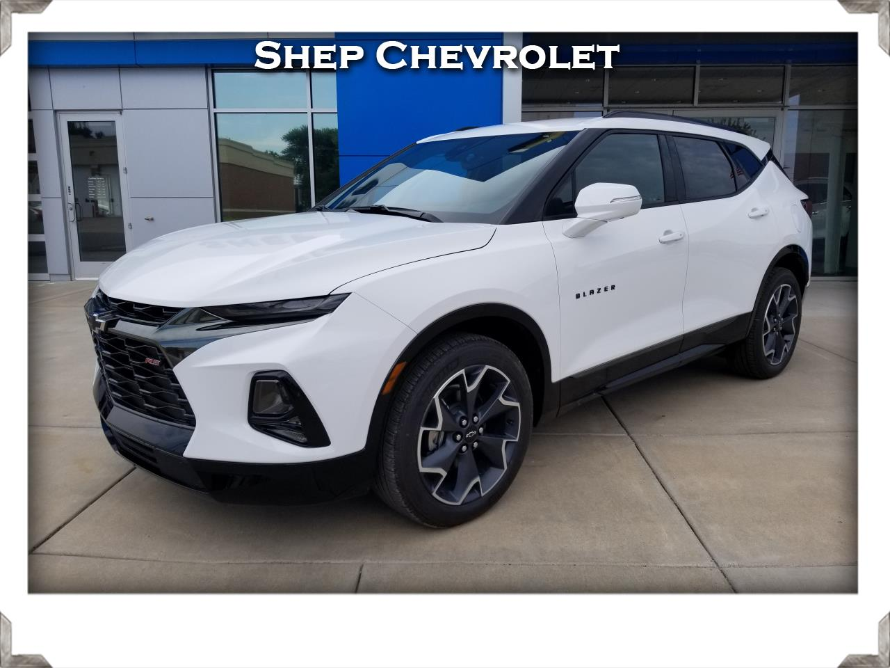 2019 Chevrolet Blazer AWD 4dr RS