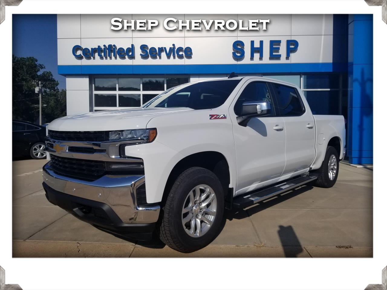 """Chevrolet Silverado 1500 4WD Crew Cab 147"""" LT 2019"""