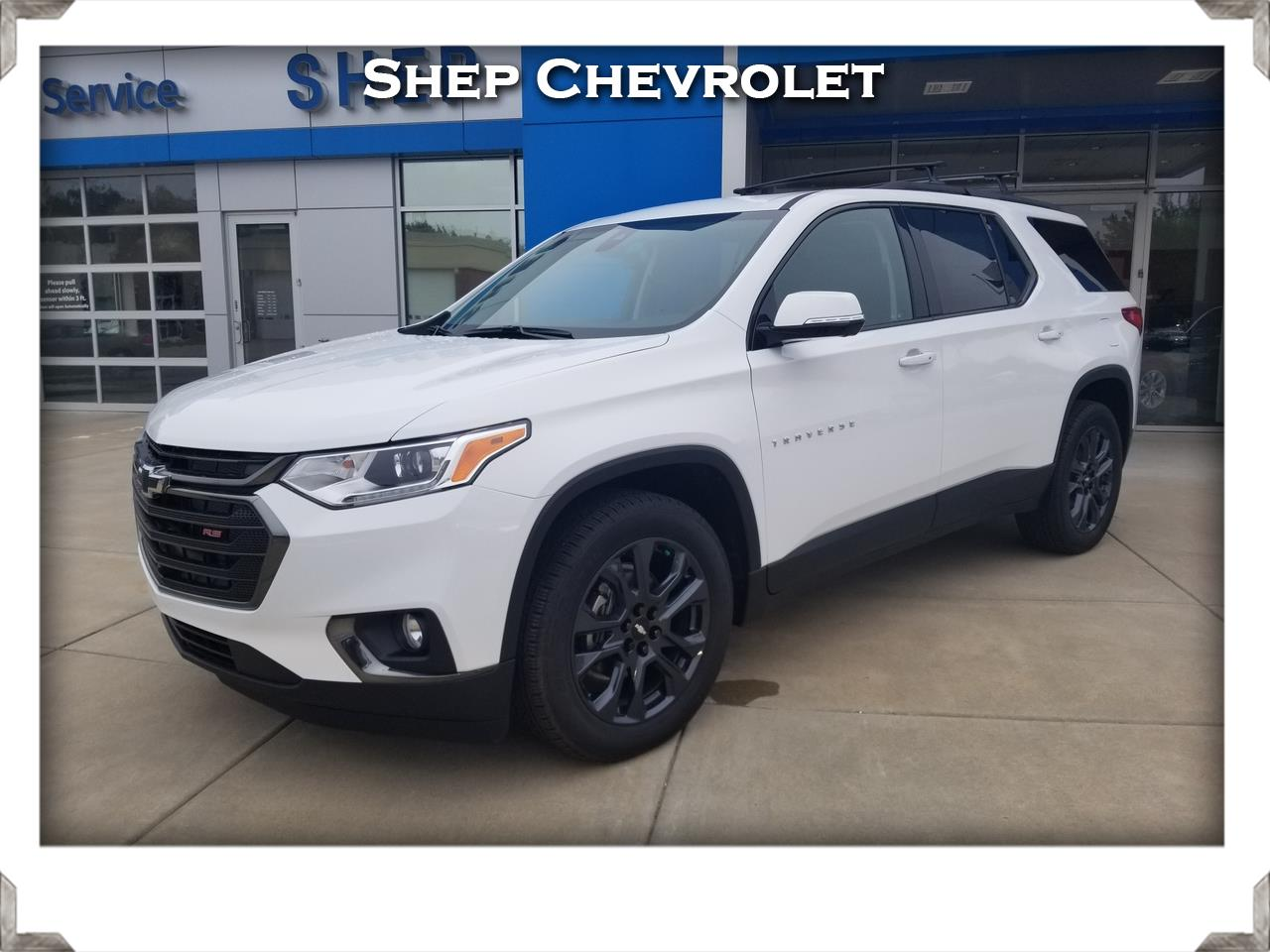 Chevrolet Traverse AWD 4dr RS 2020