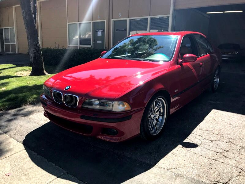 2000 BMW M5 4dr Sdn