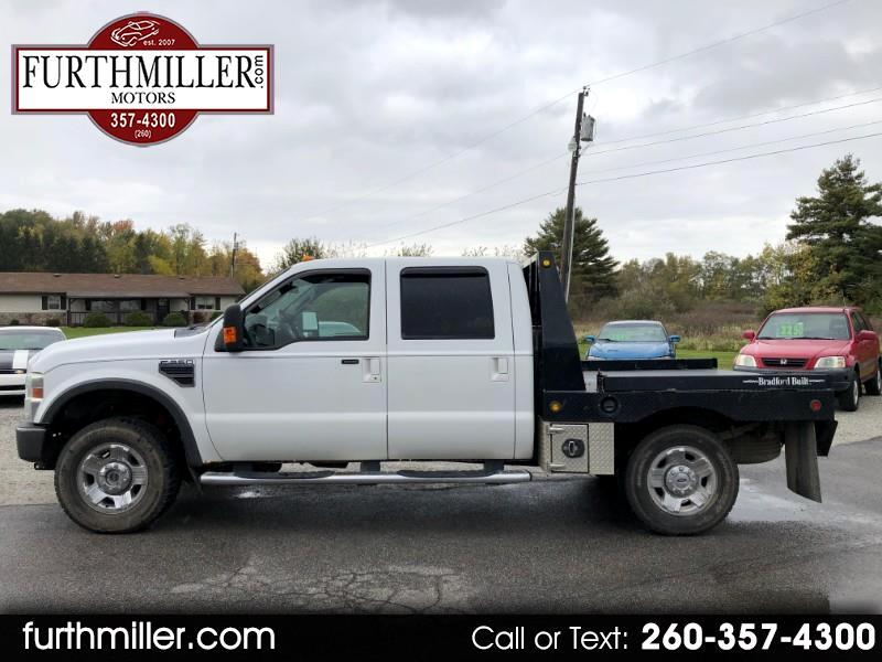 2008 Ford F-250 SD FX4 Crew Cab Flat Bed