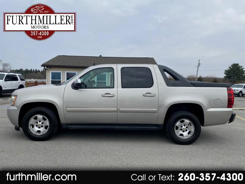 Chevrolet Avalanche LT1 2WD 2008