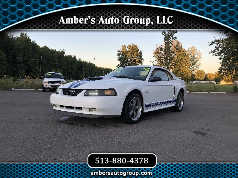 2002 Ford Mustang GT Deluxe Coupe