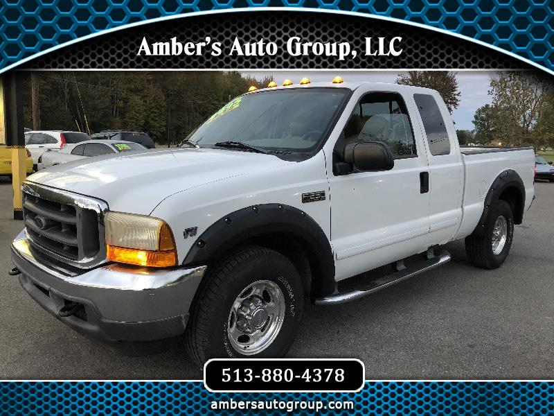 2001 Ford F-250 SD Lariat SuperCab Long Bed 2WD