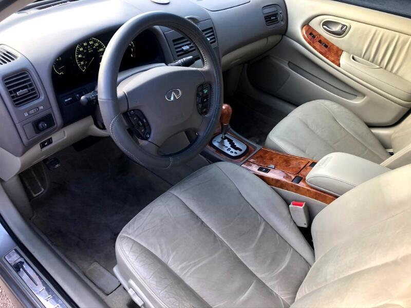 2004 Infiniti I35 Luxury