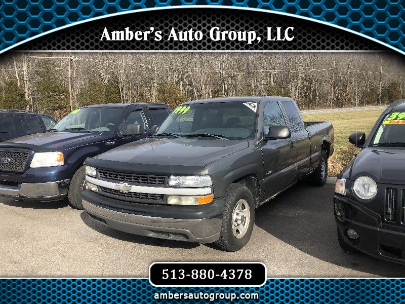 Chevrolet Silverado 1500 Ext. Cab Short Bed 2WD 2001
