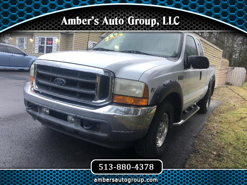 Ford F-250 SD Lariat SuperCab Long Bed 2WD 2001