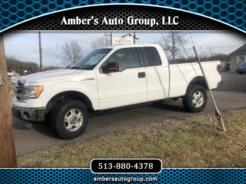 Ford F-150 XLT SuperCab 6.5-ft. Bed 2WD 2014