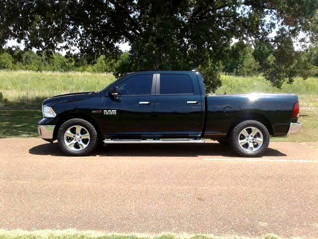 2016 Dodge Ram 1500 SLT Big Horn