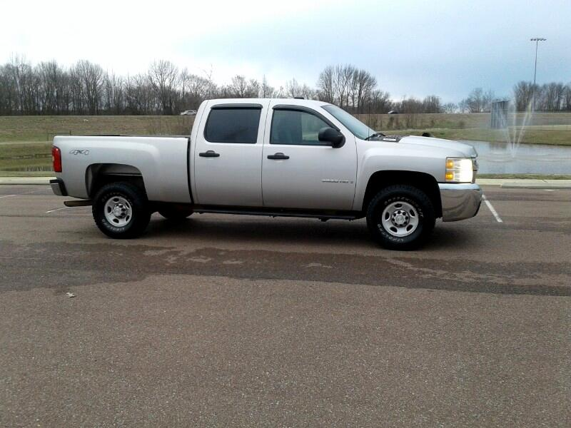 Chevrolet Silverado 2500HD Work Truck Crew Cab Long Box 4WD 2009