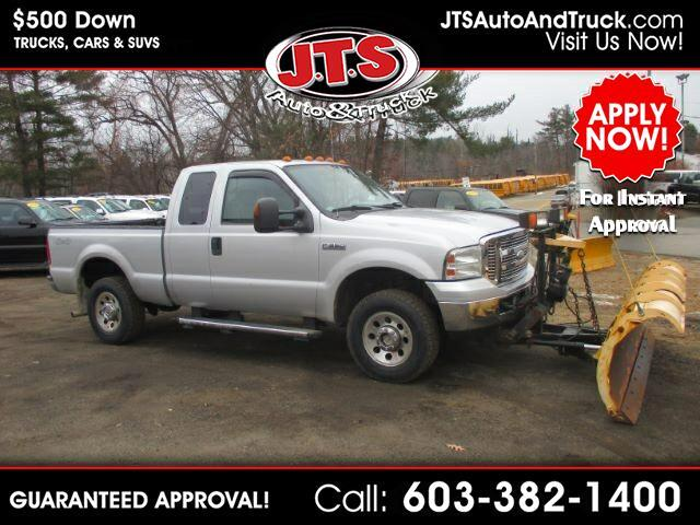 2005 Ford F-250 SD XLT SuperCab Long Bed 4WD