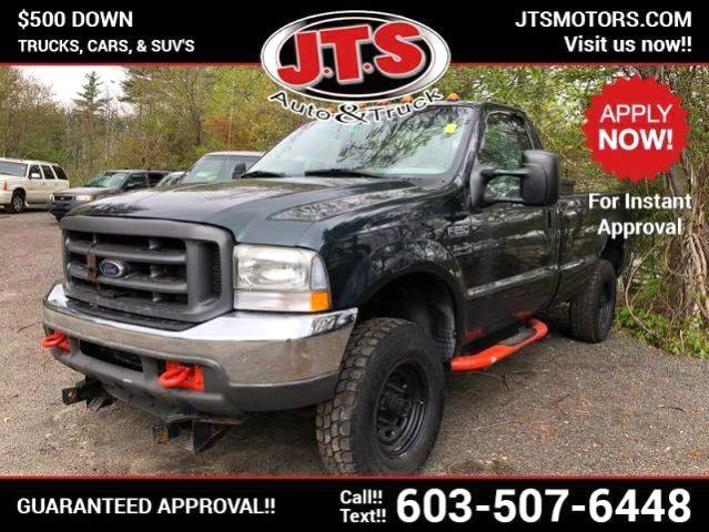 2004 Ford F-250 SD