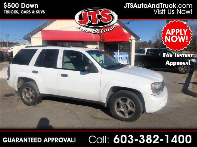 2007 Chevrolet TrailBlazer