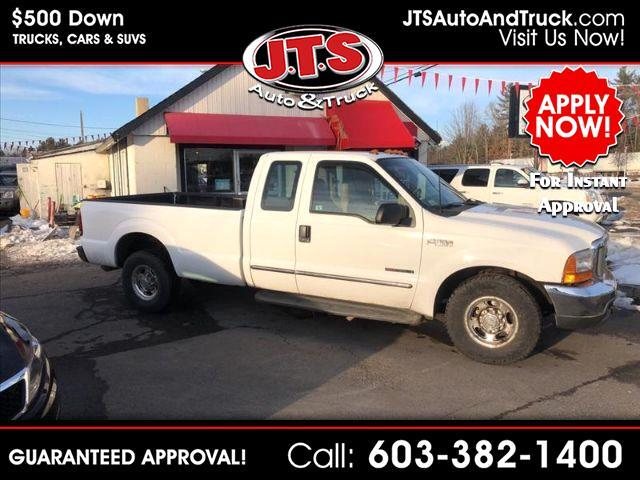 2000 Ford F-350 SD Lariat SuperCab Long Bed 2WD