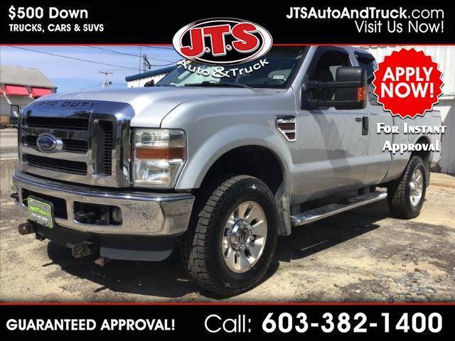 2008 Ford F-350 SD Lariat SuperCab 4WD