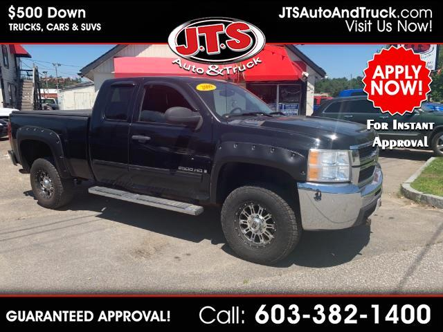 2009 Chevrolet Silverado 2500HD LT1 Ext. Cab Std. Box 4WD