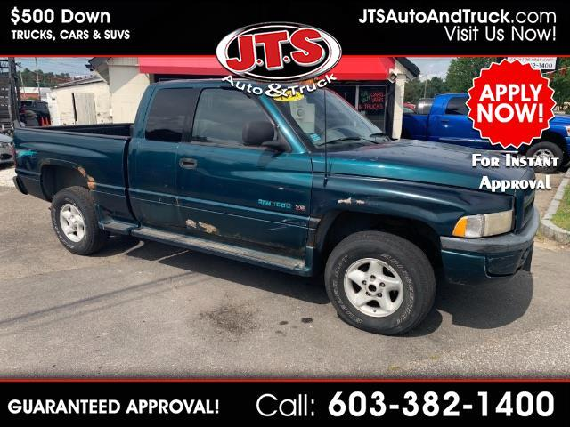1998 Dodge Ram 1500 EXT. CAB SHORT BED 4WD