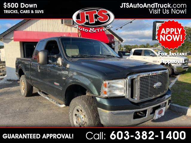 """Ford Super Duty F-250 Supercab 142"""" Lariat 4WD 2005"""