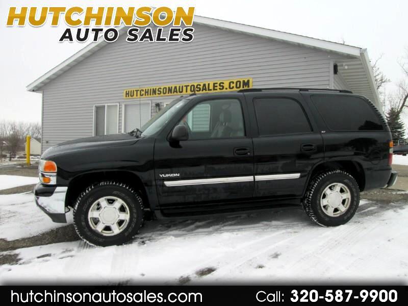 2004 GMC Yukon 4WD