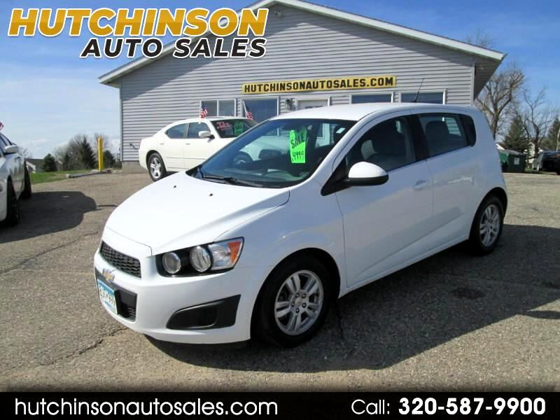 2012 Chevrolet Sonic 2LT 5-Door