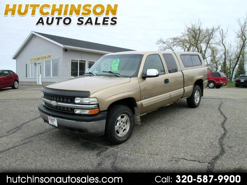 1999 Chevrolet Silverado 1500 Ext. Cab Short Bed 4WD