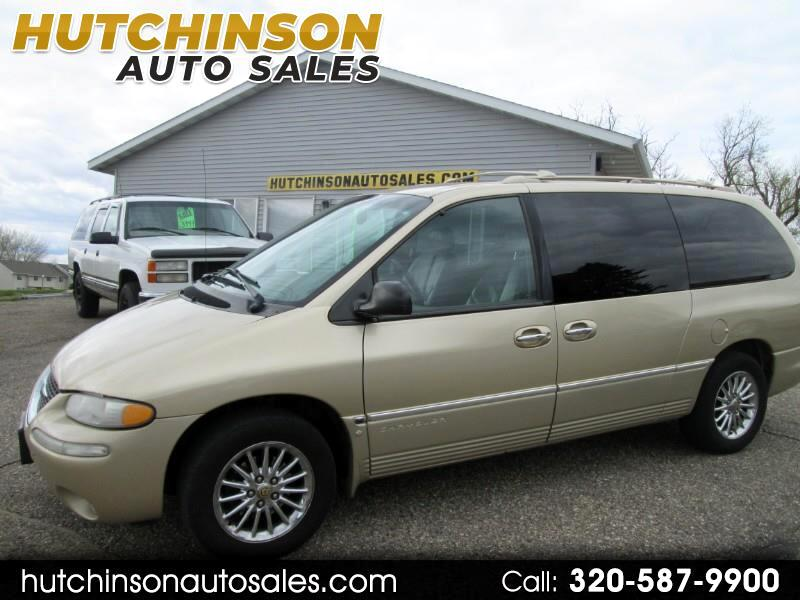 2000 Chrysler Town & Country Limited