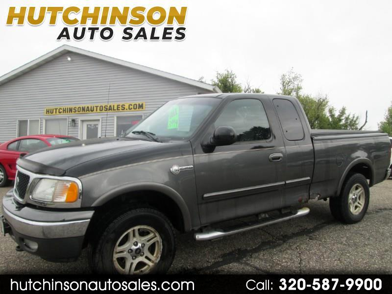 2003 Ford F-150 XL SuperCab 4WD