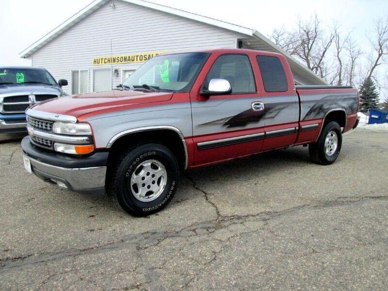 Chevrolet Silverado 1500 LT Ext. Cab Long Bed 4WD 2001