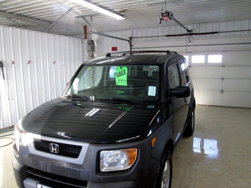 Honda Element EX 4WD AT 2003