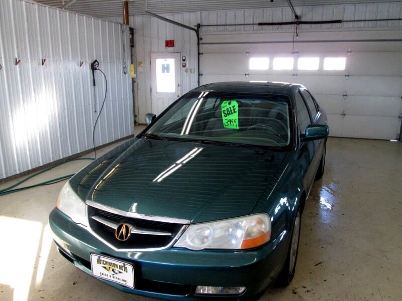 Acura TL Type-S 2003