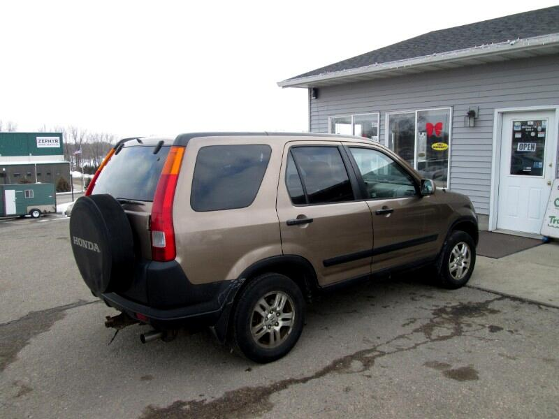 Honda CR-V EX 4WD 4-spd AT 2003