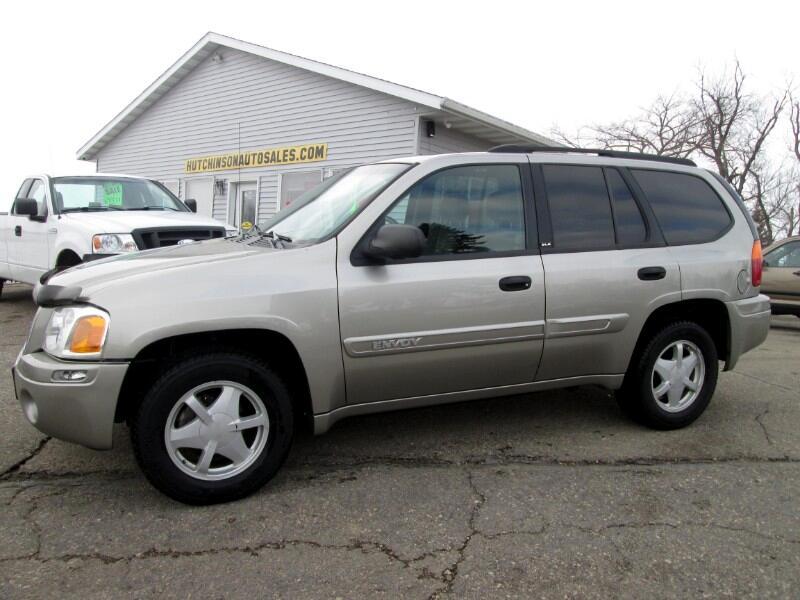 GMC Envoy SLE 4WD 2003