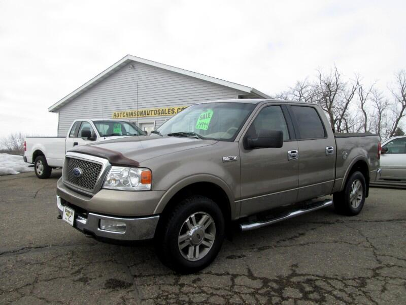Ford F-150 FX4 SuperCrew 4WD 2005