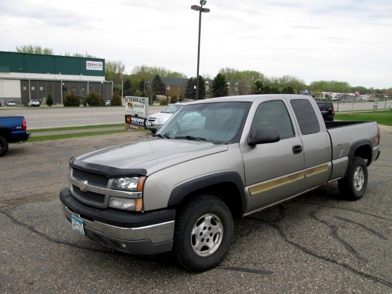 Chevrolet Silverado 1500 LT Ext. Cab Long Bed 4WD 2003