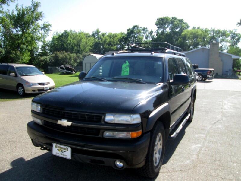 Chevrolet Suburban 1500 4WD 2004