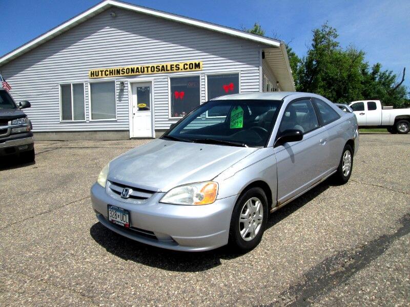 Honda Civic LX coupe 2002