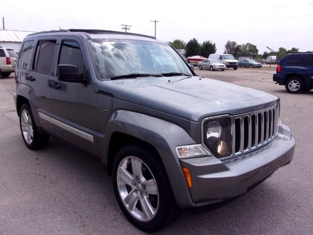 2012 Jeep Liberty LIMITED JET 4WD 3 Month/3,000 Mile Nationwide Warr