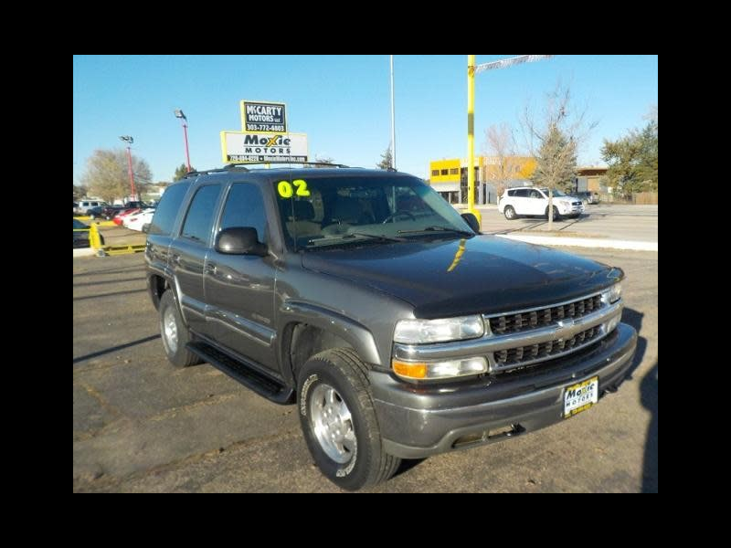 2002 Chevrolet Tahoe 4WD 4dr 1500 LT